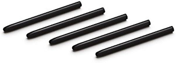 Wacom ACK20001 Standard Nibs,Black & Pistachio,Small & Medium