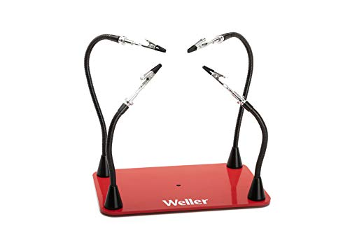 Weller Helping Hands with Magnifier (WLACCHHB-02)