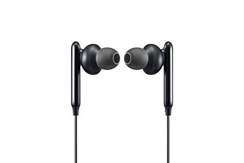 Samsung Flex écouteur, Minerve Binaural sans Fil Noir Casque et Micro - Casques et micros (sans...