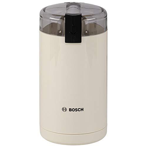 Bosch Hausgeräte TSM6A017C Kaffeemühle, Kunststoff, Cremefarben