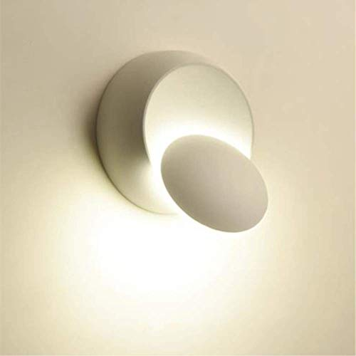 Lampada da Parete Moderna Plafoniera Girevole a 360 Gradi,...