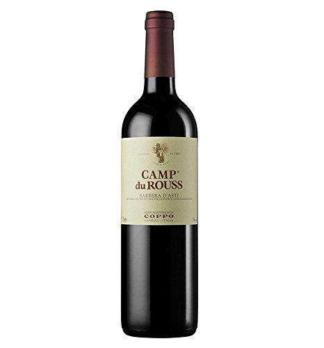 """Coppo - Barbera D'Asti Superiore """"Camp Du Rouss"""" - 3 Bottiglie da 0,75 lt."""