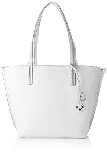 Gabor Cosima - Borse a spalla Donna, Bianco (Weiß), 43x29x13 cm (B x...