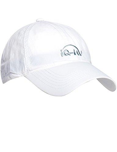iQ-UV 200 Sonnenschutz Cap Kappe, White, 55-61 cm