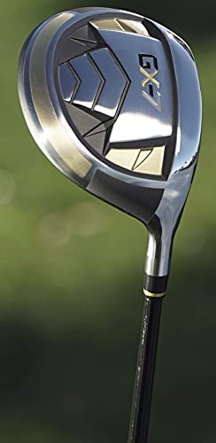 """14° GX-7 """"X-Metal"""" – Driver Distance, Fairway Wood Accuracy – Mens & Womens Models – Includes Head Cover – Long, Accurate Tee Shots – Legal for Tournament Play (Right Hand, Regular Flex)"""