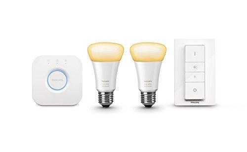 Philips hue 8718696548714 soluzione di illuminazione intelligente Lampadina intelligente Bianco 9,5 W