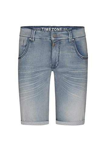 Timezone Herren Shorts Stevie TZ 3499 Cool Bleach Wash (W34)