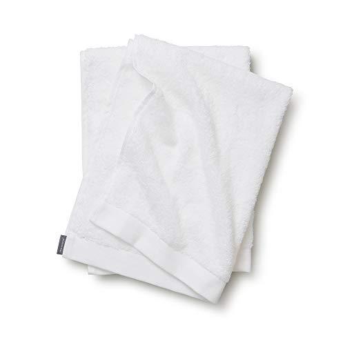 URBAN COLLECTIVE - Toalla de algodón orgánico, 100 X 150, 1 unidad, Blanco
