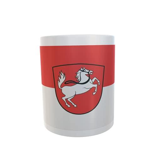 U24 Tasse Kaffeebecher Mug Cup Flagge Oberstdorf