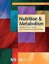 Nutrition & Metabolism (03) by Gibney, Michael J [Paperback (2003)]