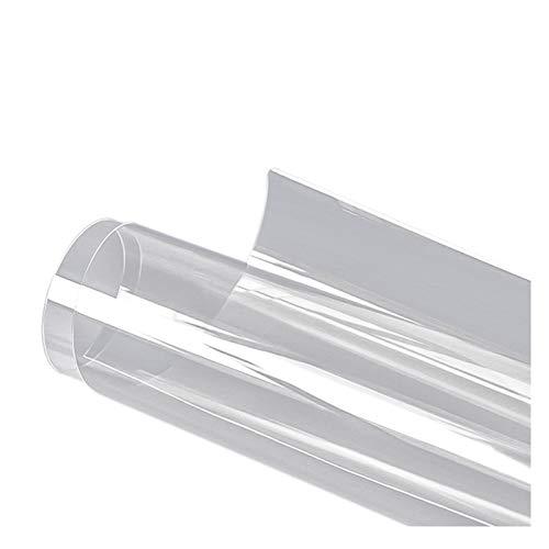 AMDHZ Estera De Protección Suelo Alfombra De Piso Transparente Estera De La Puerta del PVC 1,5 Mm, 2 Mm Silla Alfombrilla Almohadilla Deslizante Impermeable (Color : 2mm, Size : 100X100cm)