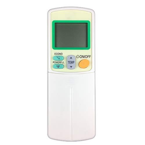 Bassk - Telecomando di ricambio per condizionatore d'aria Daikin Arc433A11 Arc433B47 Arc433A6 Arc433A75 Arc433A83 Arc433B71 Arc433A1