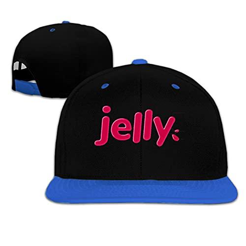 Holefg3b Gorra de béisbol unisex para niños, gorra de béisbol Je-lly para niños, accesorios para jugadores, regalos para jugadores, regalos