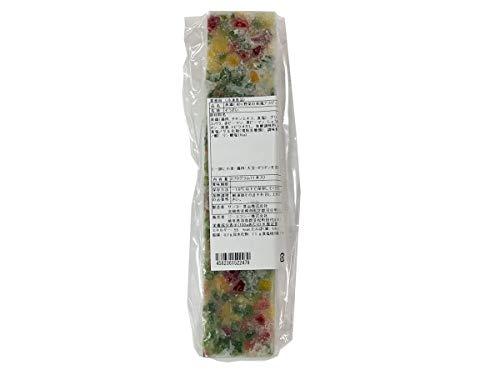 蒸鶏と彩り野菜の和風アスピック 270g(1本入り)