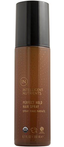 Intelligent Nutrients USDA Certified Organic Perfect Hold Hair Spray - Organic, Non-Aerosol Hair...