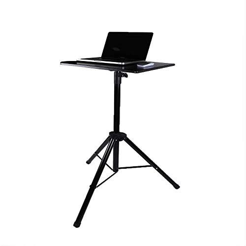 JTKDL Pro DJ portátil, proyector de soporte - Laptop Stand ajustable,...