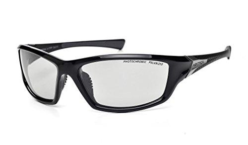 Arctica Photochromatische und Polarisierende Sportbrille S-177FP zum Fahren, Radfahren und anderen Outdoor-Sportarten