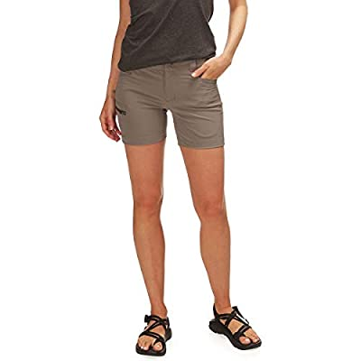"""Outdoor Research Women's Ferrosi Shorts -7"""", Pewter, 4"""