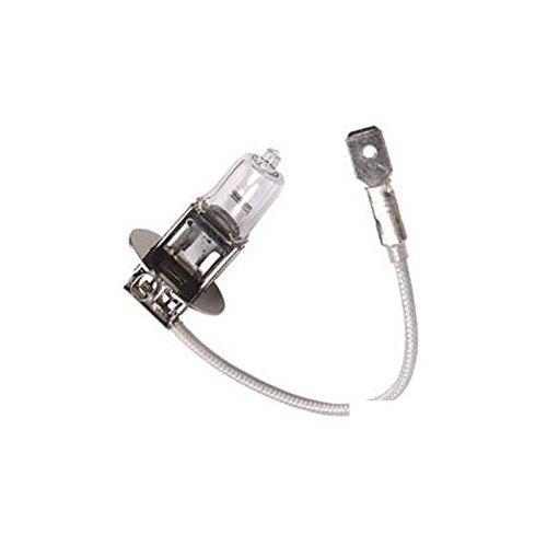 WACOX Lampe/Ampoule 12v 55w (h3) Import projecteur (Phare Longue portee) (pk22s)