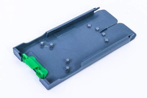 Tuchträger - Ersatzplatte passend für Vorwerk Wischsauger - Saugwischer SP520 SP530