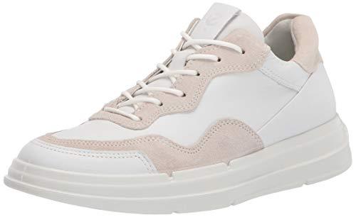 ECCO Soft X, Zapatillas Mujer, Color Blanco, 38 EU