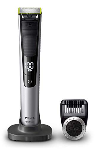 Philips OneBlade Face Hybrid Electric Trimmer and Shaver, QP6520/20