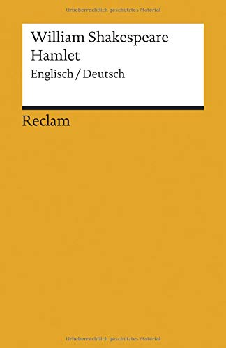 Hamlet: Englisch/Deutsch (Reclams Universal-Bibliothek)