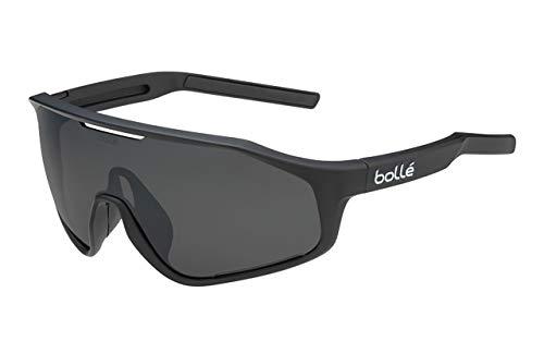 bollé Unisex– Erwachsene Shifter Sonnenbrillen Large, Black Matte