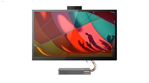 Lenovo IdeaCentre A540 68,6 cm (27') 2560 x 1440 Pixeles 9na generación de procesadores Intel Core i5 8 GB DDR4-SDRAM 512 GB SSD Wi-Fi 5 (802.11ac) Gris PC Todo en uno Windows 10 Home
