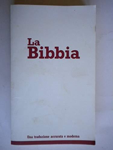 Bibbia nuova riveduta : italien, standard brochee