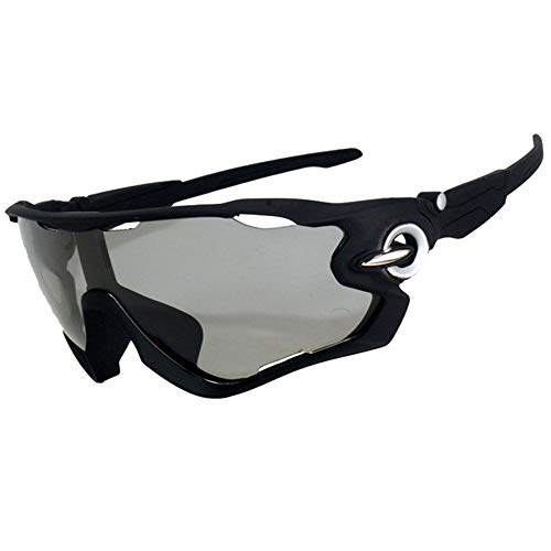 HNYL Gafas de sol de marca Gafas de sol deportivas de diseñador de ma