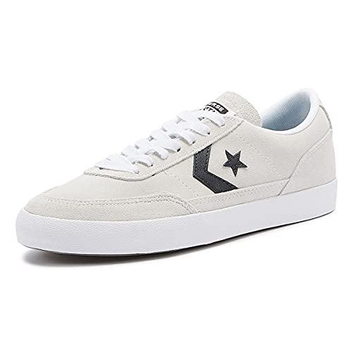 Converse Net Star Classic Suede - Zapatillas de deporte para hombre, color blanco y negro, color Blanco, talla 40 EU