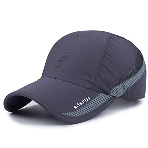 Clape Outdoor Sports Hat Running UV Protection Performance Baseball Cap Ultra Thin Lightweight Waterproof Quick Dry Mesh Hat