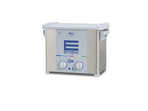 Elmasonic Easy 30H Ultraschallreinigungsgerät mit Heizung 3 Liter 37kHz 230V made in Germany Reinigung von Schmuck, Uhrenteile, Abdrucklöffel, Brillen, Metallteile, Laborinstrumente