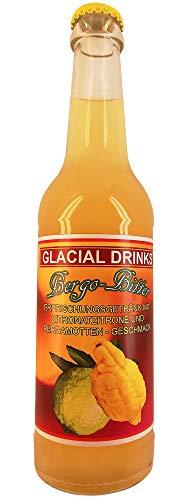BERGOBITTER: APERITIF Erfrischungsgetränk mit Zitronatzitrone und Bergamotten-Geschmack ( 1 X 330 ) ml
