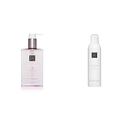 RITUALS The Ritual of Sakura Handseife, 300 ml & The Ritual of Sakura Duschschaum, 200 ml