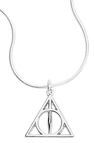 Harry Potter Heiligtümer des Todes Frauen Halskette Standard Zinklegierung Fan-Merch, Film
