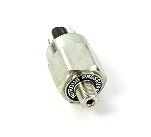 Nitrous Outlet Bottle Heater Adjustable Pressure Switch (750-1200 psi)