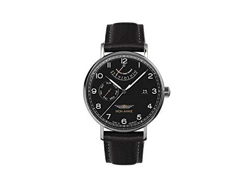 Iron Annie Amazonas Impression Automatik Uhr, Schwarz, 41 mm, 5960-2