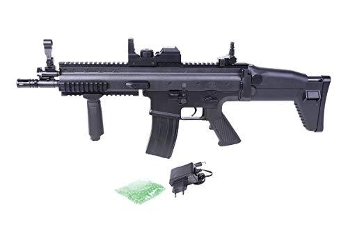 FN Scar Airsoftgewehr elektrisch AEG <0.5Joule inkl. Akku + Ladegerät