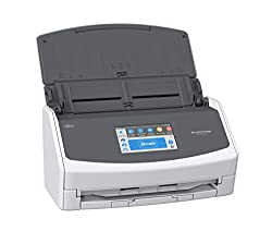 cheap Fujitsu ScanSnap iX1500 Color Duplex Document Scanner with Touch Screen for Mac and PC [Current…