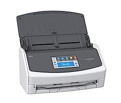 Fujitsu ScanSnap iX1500 Sheetfed Scanner - 600 dpi Optical - 30 ppm (Mono) - 30 ppm (Color) - Duple,FUJITSU,PA03770-B005
