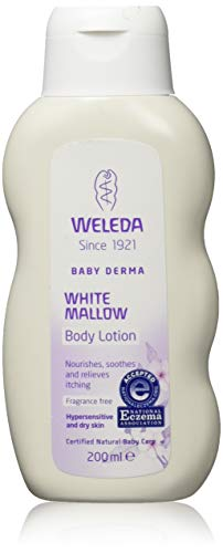 WELEDA baby Derma bianco malva Body Lotion 200 ml