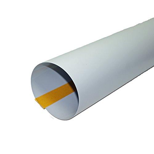 Stabilo-Sanitaer PVC Mantel Aussenhülle, 60-50, passend zu Steinwolle als Isolierung/Hülle, Einsatzbereich Heizung und Heizungsanlagen, Durchmesser 60 mm