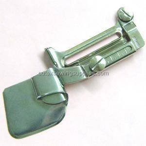 Cutex Sewing DOUBLE FOLD CLEAN FINISH HEMMING FOLDER ATTACHMENT FOR SEWING MACHINES HEMMER 1/4