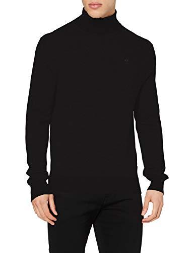 Armani Exchange 8nzm3c Pull à col roulé, Noir (Black 1200), Medium Homme