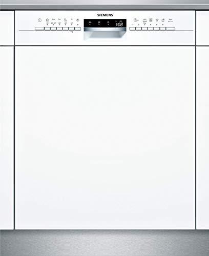 Siemens Lave-vaisselle partiellement intégré SN536W03NE iQ300 / A++ / 266 kWh/an / 2660 l/an/VarioSpeed Plus/verre 40 programmes/tiroir varioflex/système de panier varioFlex