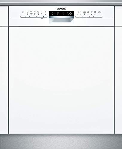 Siemens SN536W03NE iQ300 teilintegrierter Geschirrspüler / A++ / 266 kWh/Jahr / 2660 L/Jahr / varioSpeed Plus / Glas 40 Programm / varioSchublade / varioFlex-Korbsystem