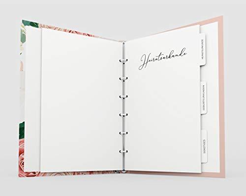 Hardcover Stammbuch | 16 x 21cm - 5
