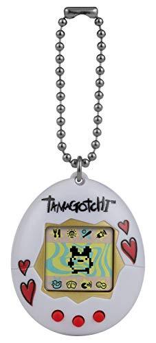 Tamagotchi 42872 - Mangime originale per animali domestici con catena